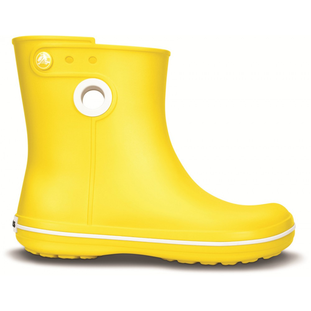 Crocs Jaunt Shorty Boot 36-37 (W6) / Yellow