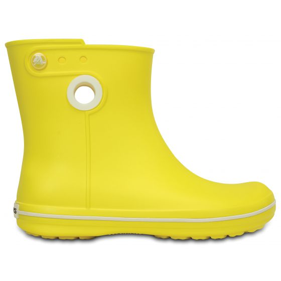 Crocs Jaunt Shorty Boot 36-37 (W6) / Lemon