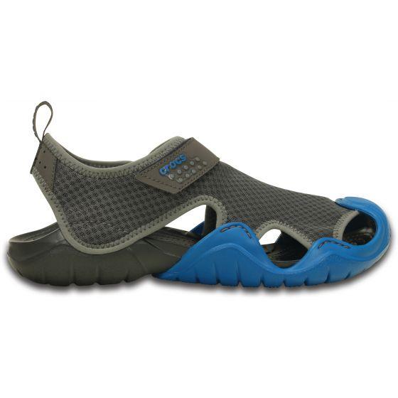 Crocs Swiftwater Sandal 46-47 (M12) / Graphite/Ultramarine