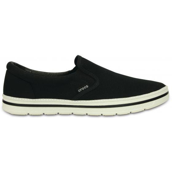 Crocs Norlin Slip-On Men's 43-44 (M10) / Black/White