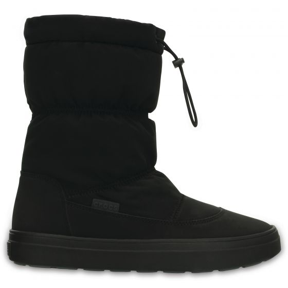 Crocs LodgePoint Pull-on Boot 36-37 (W6) / Black