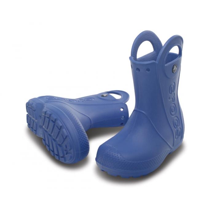 Crocs Rain Boot dětské 24-25 (C8) / Sea Blue
